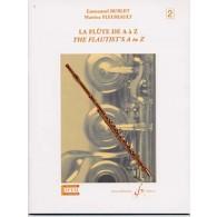 BURLET E./FLEURIAULT M. LA FLUTE DE A A Z VOL 2