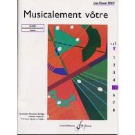 JOLLET J.C. MUSICALEMENT VOTRE VOL 5 PIANO