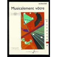 JOLLET J.C. MUSICALEMENT VOTRE VOL 7 PIANO