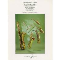 NAULAIS J. SAXO PLAISIR VOL 3