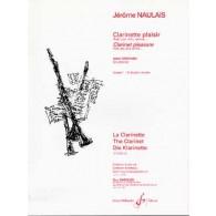 NAULAIS J. CLARINETTE PLAISIR VOL 1