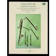 NAULAIS J. CLARINETTE COCKTAIL VOL 1