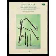 NAULAIS J. CLARINETTE COCKTAIL VOL 2