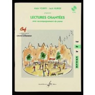 VOIRPY A./HURIER J. LECTURES CHANTEES VOL 2