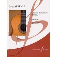 ALBENIZ I. RUMORES DE LA CALETA GUITARE