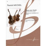 MICHEL P. TANGO POUR ANDRE CONTREBASSE EN RE