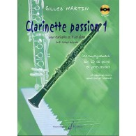 MARTIN G. CLARINETTE PASSION VOL 1