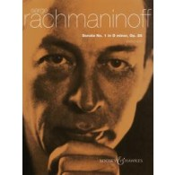RACHMANINOV S.SONATE OP 28 N°1 PIANO