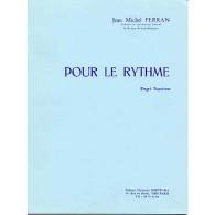 FERRAN J.M. POUR LE RYTHME