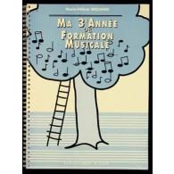 SICILIANO M.H. MA 3ME ANNEE DE FORMATION MUSICALE