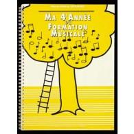 SICILIANO M.H. MA 4ME ANNEE DE FORMATION MUSICALE