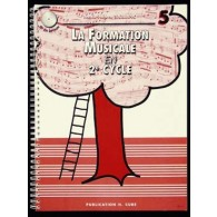 SICILIANO M.H. LA FORMATION MUSICALE VOL 5