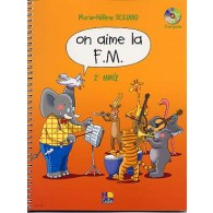 SICILIANO M.H. ON AIME LA F.M. 2ME ANNEE