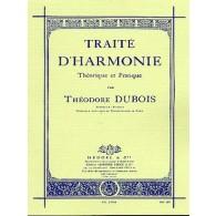 DUBOIS T. TRAITE D'HARMONIE