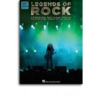 LEGENDS OF ROCK EASY GUITAR