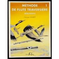 LAMBERT G. METHODE DE FLUTE VOL 1