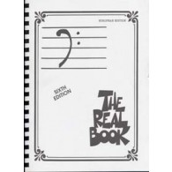 REAL BOOK (THE) CLE DE FA SIXTH EDITION
