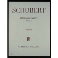 SCHUBERT F. SONATES VOL 2 PIANO