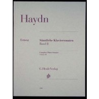 HAYDN J. SONATES VOL 2 PIANO