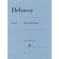 DEBUSSY C. ARABESQUES PIANO