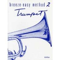 KINYON J. BREEZE-EASY METHODE VOL 2 TROMPETTE
