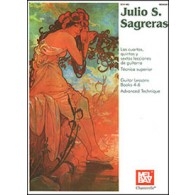 SAGRERAS J.S. GUITAR LESSONS BOOK 4 - 6