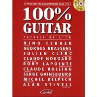 GUILLEM P. 100% GUITAR VOL 1