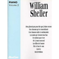 SHELLER W. PIANO VOL 2