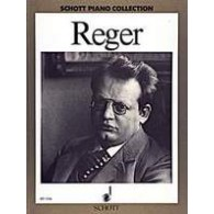 REGER M. SELECTED PIANO WORKS