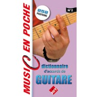 DICTIONNAIRE D ACCORDS GUITARE