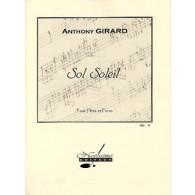 GIRARD A. SOL SOLEIL FLUTE