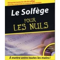 SOLFEGE POUR LES NULS (LE)