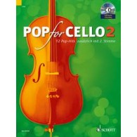 POP FOR CELLO VOL 2