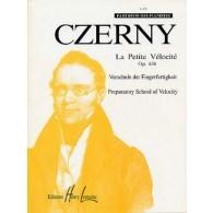 CZERNY K. LA PETITE VELOCITE OP 636 PIANO