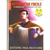 ACCORDEON FACILE VOL 1