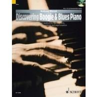 WIERZYK W. DISCOVERING BOOGIE & BLUES PIANO