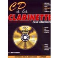 FREYSSINIER E. CD A LA CLARINETTE