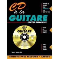 MARCH T. CD A LA GUITARE