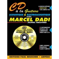 DADI M. CD A LA GUITARE