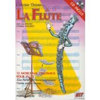 BONNET J.L./LOIGEROT C. LA FLUTE TRAVERSIERE DETENTE