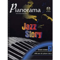 PIANORAMA JAZZ STORY PIANO