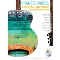 CABREL FRANCIS HORS SAISON
