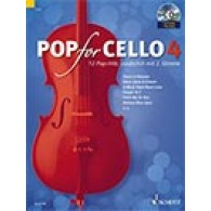 POP FOR CELLO VOL 4