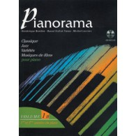 PIANORAMA VOL 1B PIANO