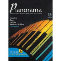 PIANORAMA VOL 2A PIANO