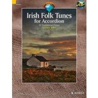 IRISH FOLK TUNES ACCORDEON
