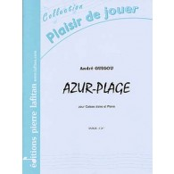 GUIGOU A. AZUR-PLAGE CAISSE CLAIRE