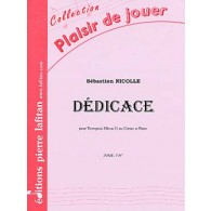 NICOLLE S. DEDICACE TROMPETTE