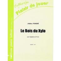 PONDE J. LE BOIS DU XYLO XYLOPHONE