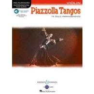 PIAZZOLLA TANGOS VIOLON